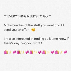 Other - Feel free to ask me any questions ❣️